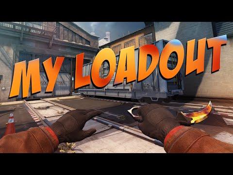 CS:GO - My Loadout