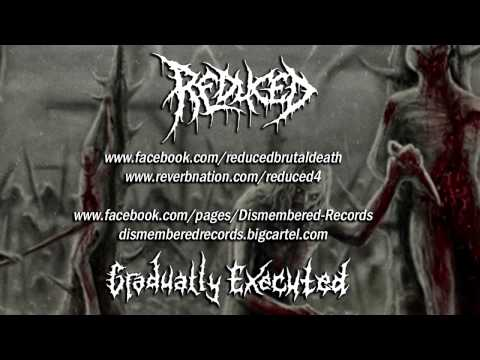 "REDUCED ""Pleasure Of Eating Rotting Bodies"" NEW SONG 2015"