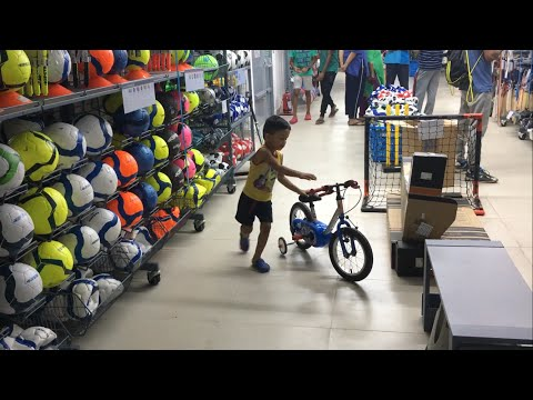A Walk Inside Decathlon - OMR Chennai