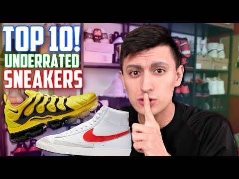 Top 10 Underrated Sneakers for SPRING