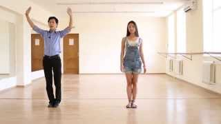 Видеоуроки по калмыцким танцам. Урок 1.