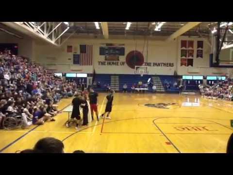 Jennings county high school senior basketball boys challeng