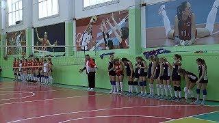 Волейбол. Девушки. Игра Шуя -  Ярославль