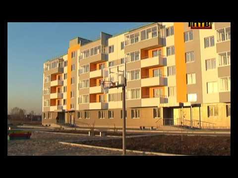 В Первоуральске строят новый жилой комплекс