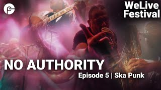 No Authority | WeLive - Das Online-Musikfestival | Corona Special
