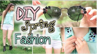 3 Easy DIY's Using Your Old Clothes! (No-Sew) Thumbnail