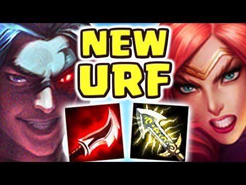 YOU WON'T BELIEVE THIS 1-SH0T (.2 SECONDS)!! URF IS SO AMAZING | 80% CDR ON EVERYONE - Nightblue3