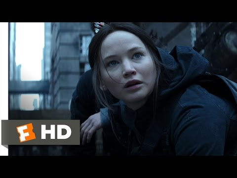 The Hunger Games: Mockingjay  Part 2 310 Movie   The Black Ooze 2015 HD