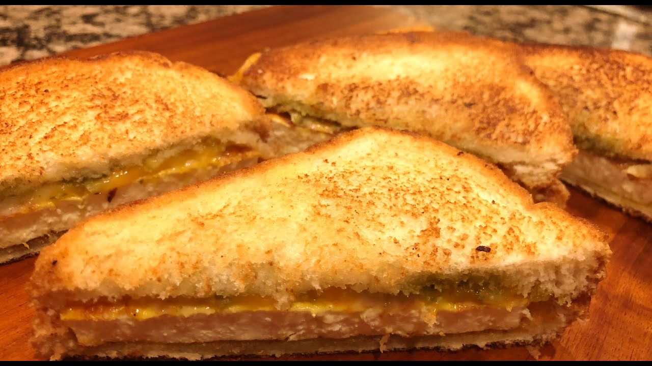Cook #WithMe Paneer Sandwich