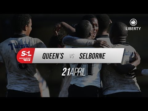 Queen's College 1st XV vs Selborne College 1st XV, 21 April 2018