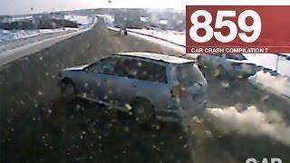 Car Crash Compilation 859 - January 2017 | 7 Car Crash Compilation