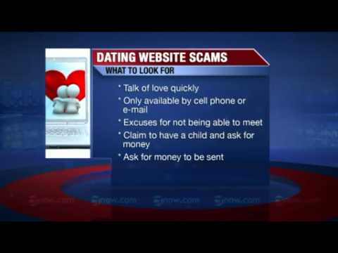 internet scams online dating