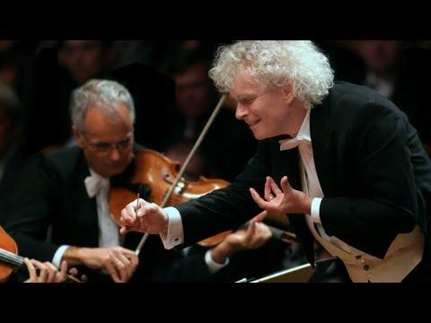 Brahms: Piano Quartet No. 1 (orch. Schoenberg) / Rattle · Berliner Philharmoniker