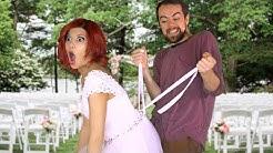 I Tried Under $100 Wedding Dresses From Amazon! 💍