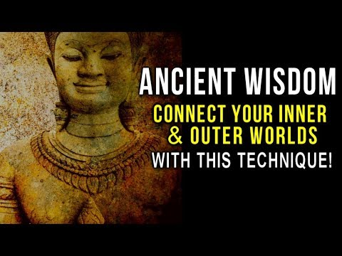 The ANCIENT MANIFESTATION Technique That Will BOOST Your Brain Power! Ancient Wisdom in Modern Times