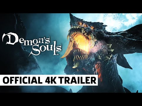 Demon's Souls – Official 4K PS5 Announcement Trailer