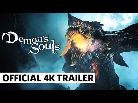 Demon's Souls – Official 4K PS5 Announcement Trailer