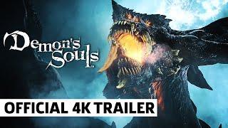 Demon's Souls - Official 4K PS5 Announcement Trailer