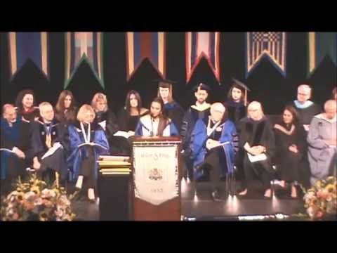 2014 Hofstra Latin Honors Speech