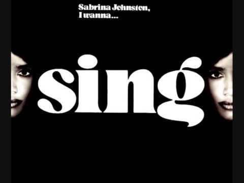 Sabrina Johnston - I Wanna Sing - 1992