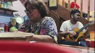 "Download Mp3 ""berkat Anak Cucu - Jimmy Philipi""   Cover   #coverbarengmama"