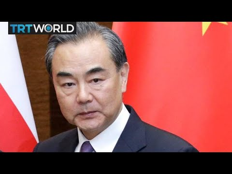 Is China trying to isolate Taiwan?