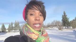 Anchorage, Alaska 2017   First Snowfall, Road trip
