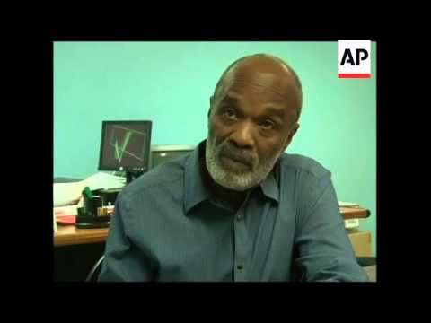 "Preval calls for Haiti ""rethink"" before reconstruction starts"