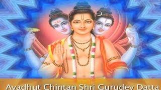 Avadhut Chintan Shri Gurudev Datta-Shri Datta Naamah Smaran | Marathi Devotional Songs