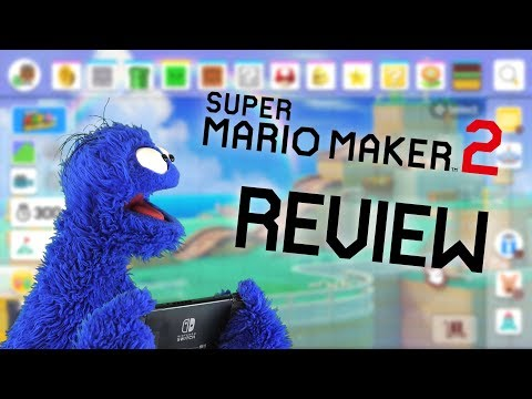 The Power Is YOURS!!! | Super Mario Maker 2 REVIEW