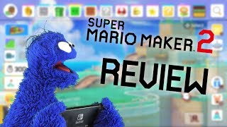 The Power Is YOURS!!! | Super Mario Maker 2 REVIEW (Video Game Video Review)