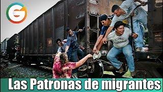Las Patronas: mujeres mexicanas que alimentan a los migrantes