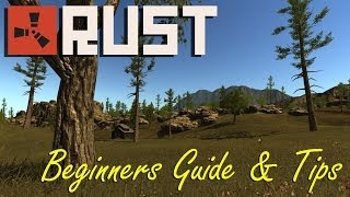 RUST - Beginners Guide & Tips