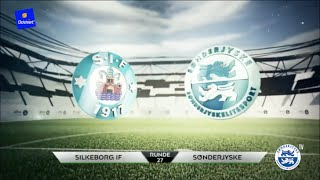 Highlights: Silkeborg IF 2 - 2 SønderjyskE (02.05.2015)