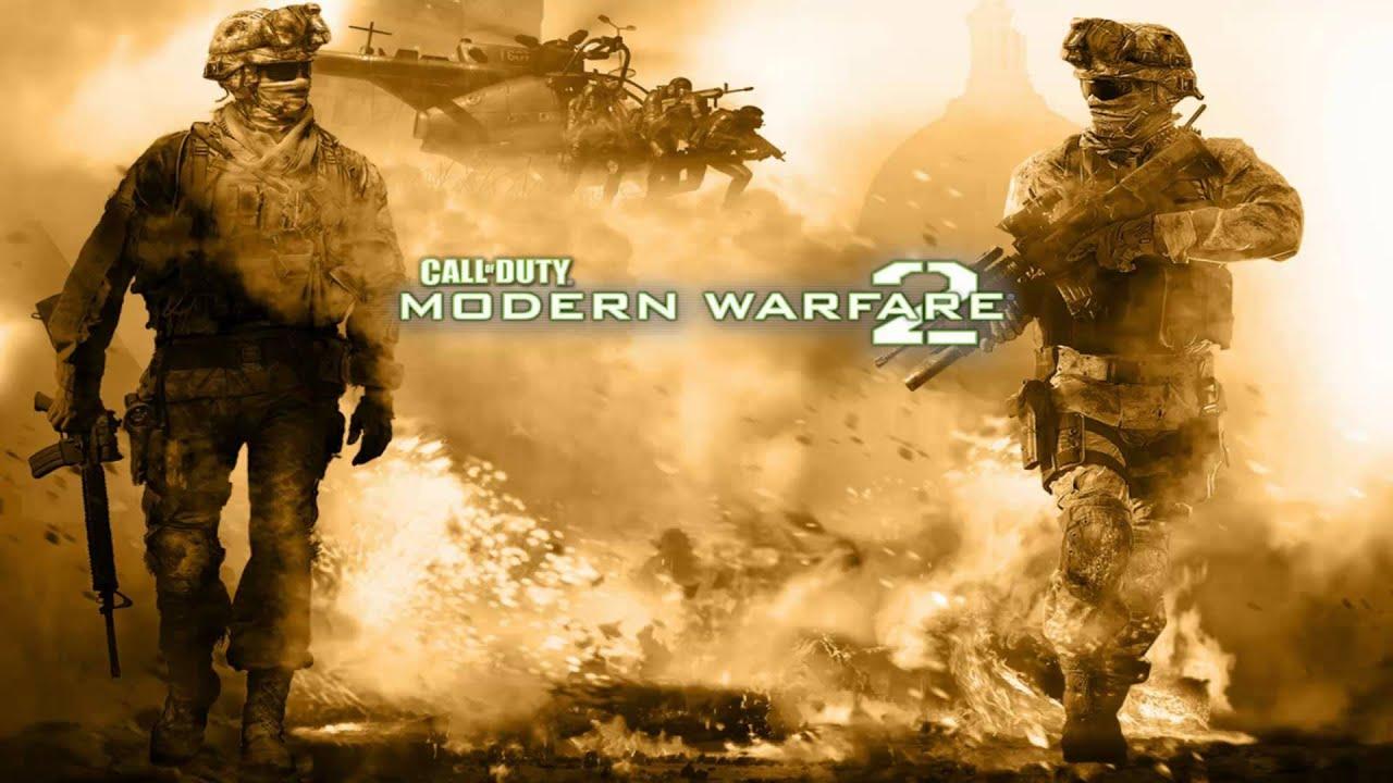 Zekican Ile Call Of Duty Modern Warfare 2 Bölüm 4 Youtube