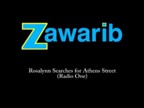 Rosalynn Searches for Bahrain Street - Zawarib on Radio One