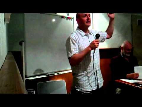Politics in the Pub Perth 15th Sept 2011