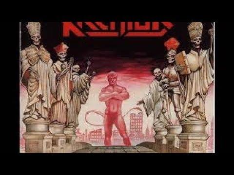 K̲reator̲ – Ter̲r̲ible C̲e̲r̲tainty (Full Album) 1987