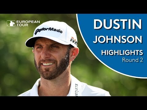 Dustin Johnson Highlights | Round 2 | 2019 Saudi International