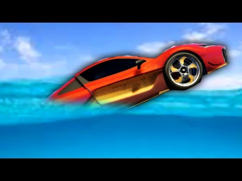 dont let the car drown gta 5 funny moments