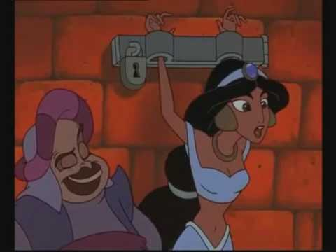 Princess jasmine tickled for the first time on her feet - 1 1