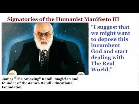 The Humanist Manifesto III