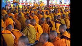 Buddist Monks - Tibetan Mantras And Chants