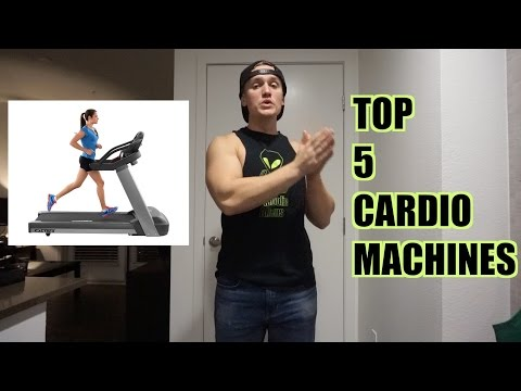 Top 5 Cardio Machines At Your Gym