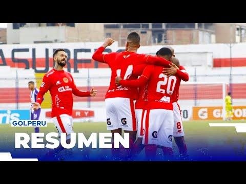 Cienciano Alianza Lima Goals And Highlights