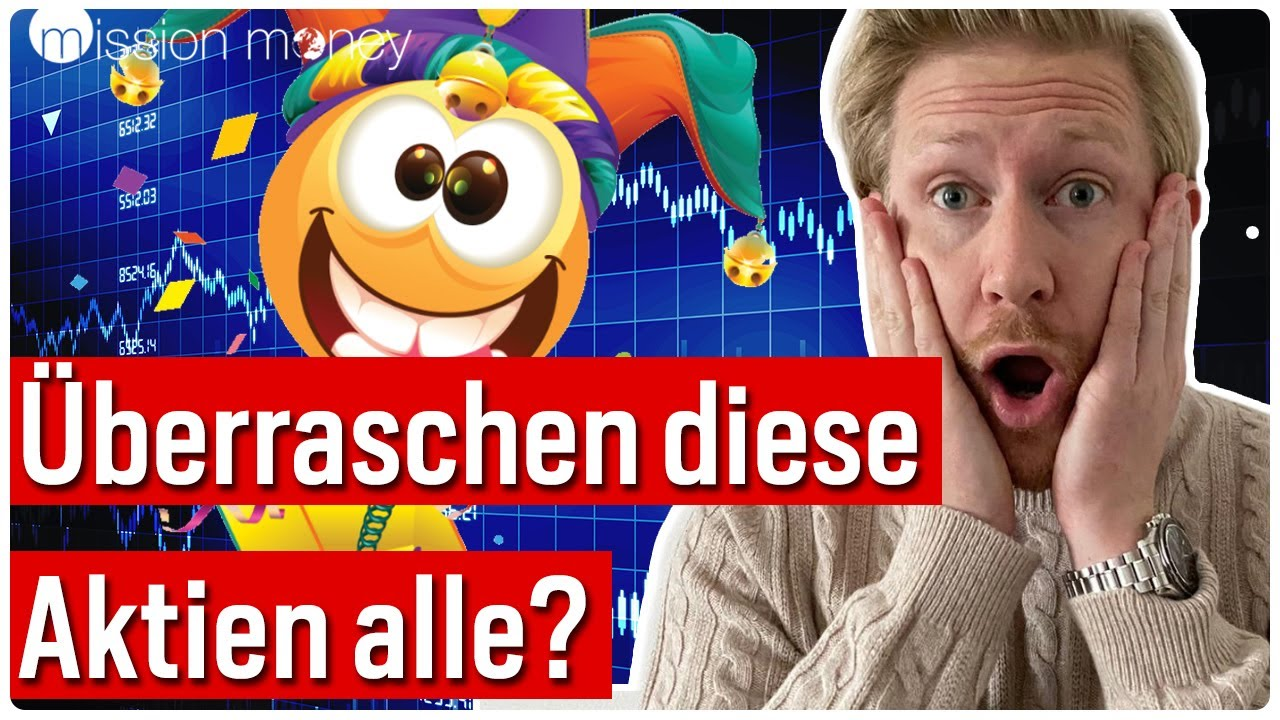 Schnäppchen-Alarm: Diese Aktien sind noch spottbillig! // Mission Money