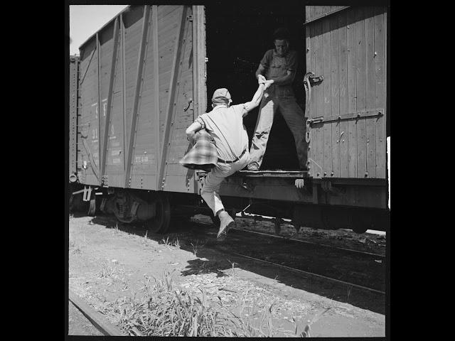 Jump On Train America - by Roberto Manzoli