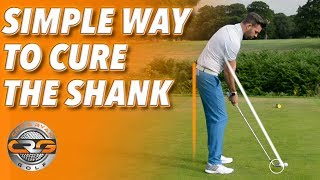 A SIMPLE WAY TO CURE THE SHANK