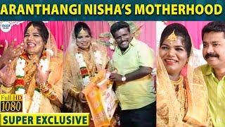 Aranthangi Nisha's Bangle Ceremony Full Video | Vijay Television  | LittleTalks