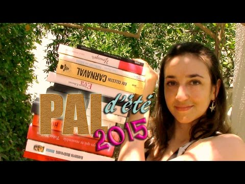 Ma PAL d'été 2015 | Myriam